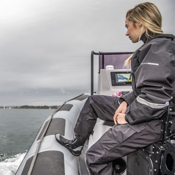 View Our Ladies Drysuit Range