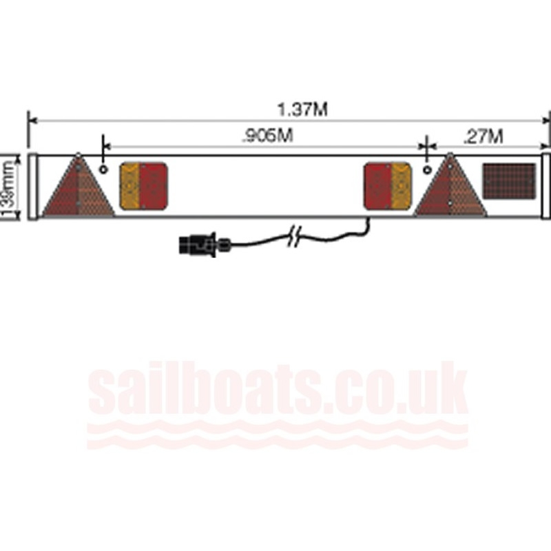 Trailer & Lighting Board Spares