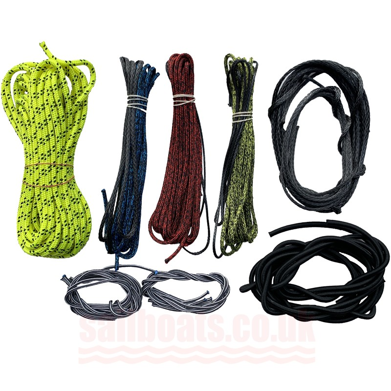 Sailboats XD Rope Pack Compatible With ILCA Dinghy/Laser1