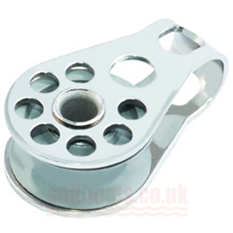 Allen 16mm Plain Bearing Block With Acetal Sheave A4078