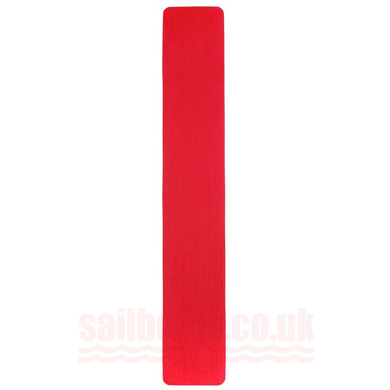 "Sail Number 30cm/12"" 1 Red"