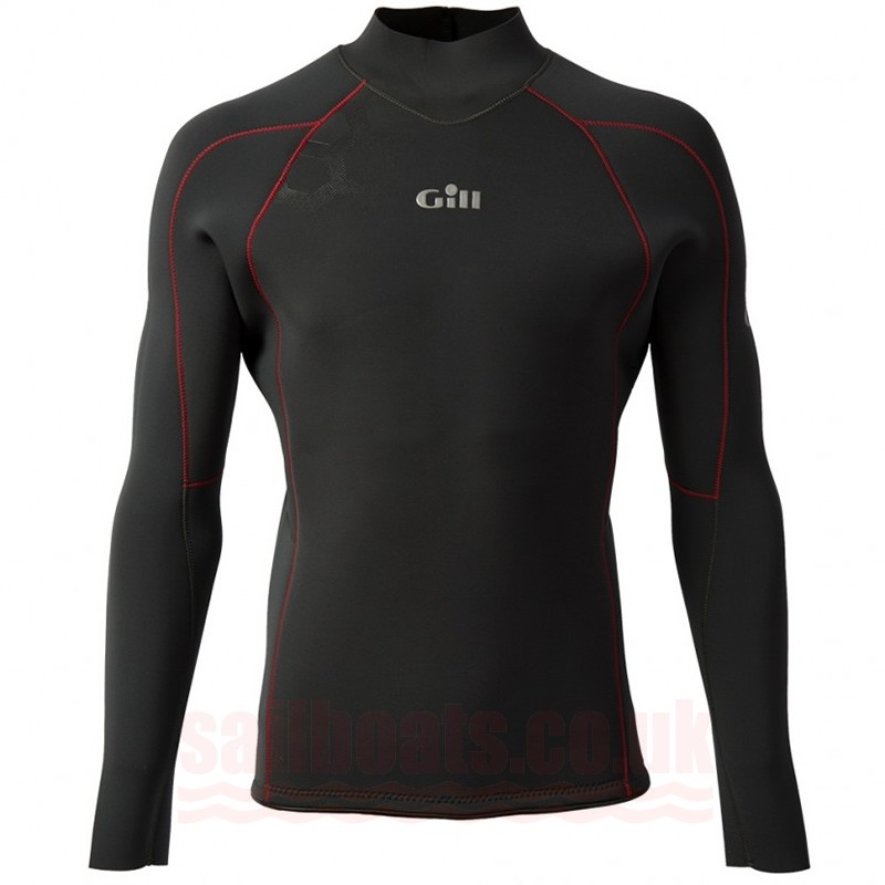 Gill RS17 Race Firecell Neoprene Top RS17