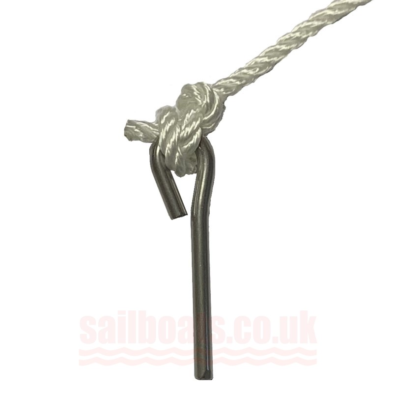 Sailboats Tiller Retaining Pin Compatible With ILCA Dinghy/Laser1