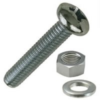 Machine Screw Pan Head M5 x 40mm (pack 4)