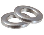 Stainless Steel Plain Washer M3 (20 pack)