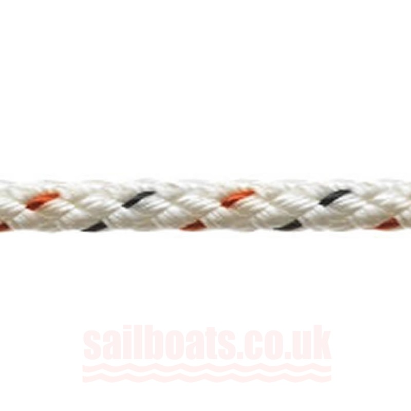 Marlow 8 Plait Pre-Stretched Rope JB