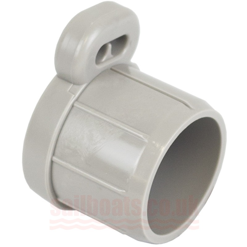 Optimist outboard end for 45 Racing boom  OP-EX1285