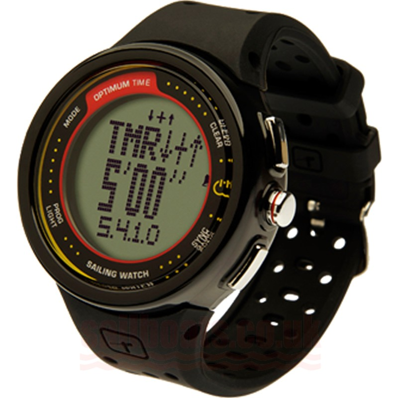 Optimum Time Series 12 Watch 3 Row Display Rechargeable OS1231R FREE UK DELIVERY