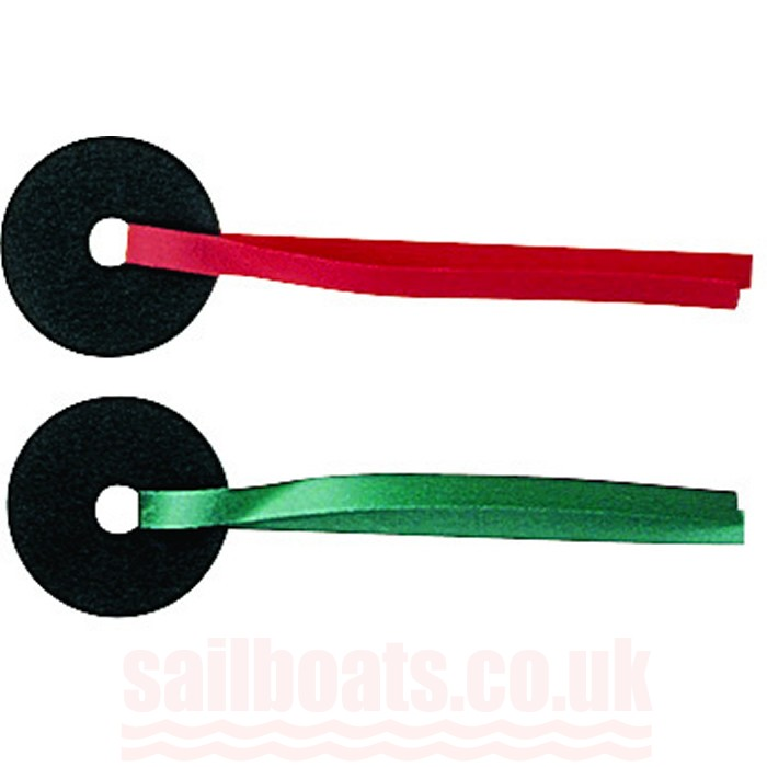 Ronstan Tell Tales Red and Green (pair) RF4025