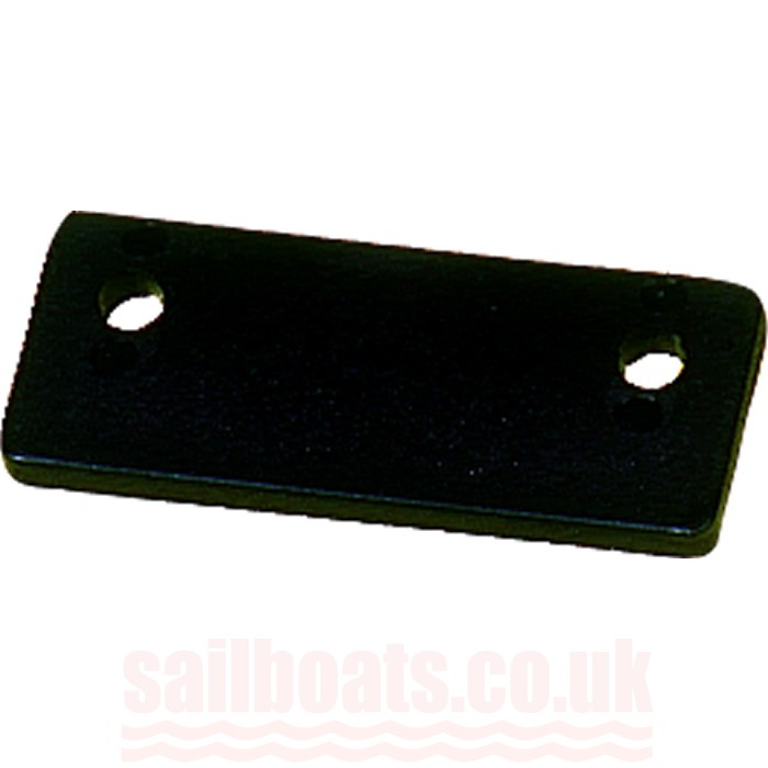Sea Sure Transom Packing Piece 2 Hole 5mm Thick 18-52