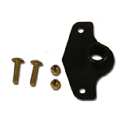 Topper Gudgeon Plate and Fittings GPA1