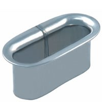 Allen Stainless Steel Rope Protector A0040