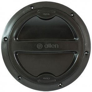 Allen Inspection Hatch 148mm Black A1937