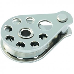 Allen 25mm Wire Hi Tension Single Block Open Head Block With Clevis Pin A4993