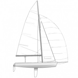 Sailboats Jib  Compatible With Bahia