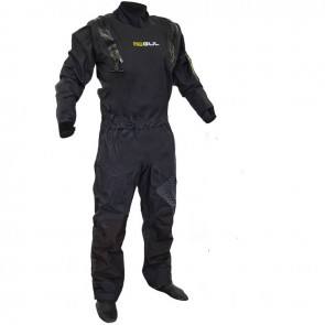 Gul Code Zero Stretch U Zip Stretch Drysuit Only GM0368-B5BKBK