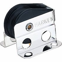 Harken 29mm Bullet Upright Block Wire Lead 108