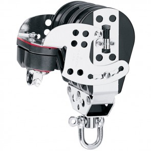 Harken Midrange Hexaratchet Triple Block with Hexaratchet and Cam 1555