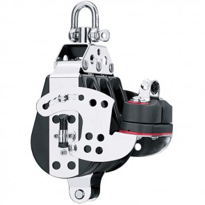 Harken Midrange Hexaratchet Triple Block with Hexaratchet and Becket 1556