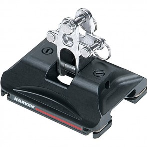 Harken Small Boat High Load CB Traveller Car w/ Stand Up Toggle 2731