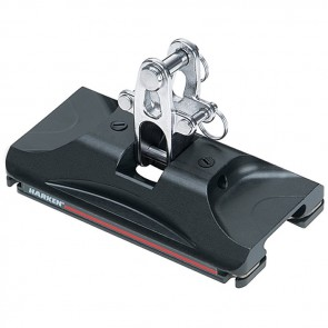 Harken Small Boat Traveller Car With Pivoting Toggle 2735