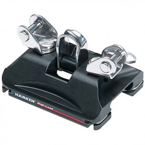 Harken Small Boat HL CB Traveller Car w/ Pivoting Shackle and Control 2754