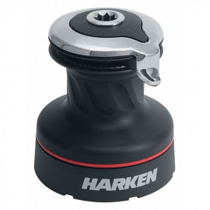 Harken Aluminum Hydraulic Radial Winch: Radial Self Tailing 40.2STA 40.2STA