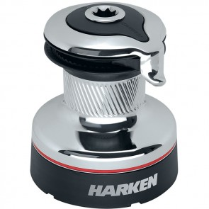 Harken Chrome Manual Radial Self Tailing Winch: 40.2STC 40.2STC