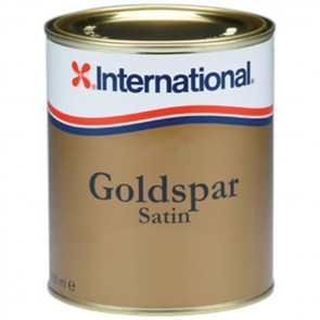 International Goldspar Satin Varnish 2.5 Litre YVA251