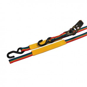 Trailer Ratchet Strap 25mm Webbing