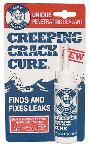 Captain Tolley's Creeping Crack Cure 60ml