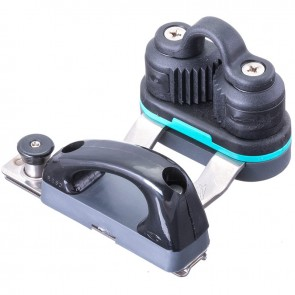 Rwo Sliding Fairlead and Cleat Pair R2500
