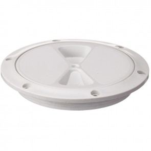 "Rwo Inspection Hatch 8"" White R4080"
