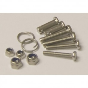 Super Spars Outboard Bolt And Nut Pair