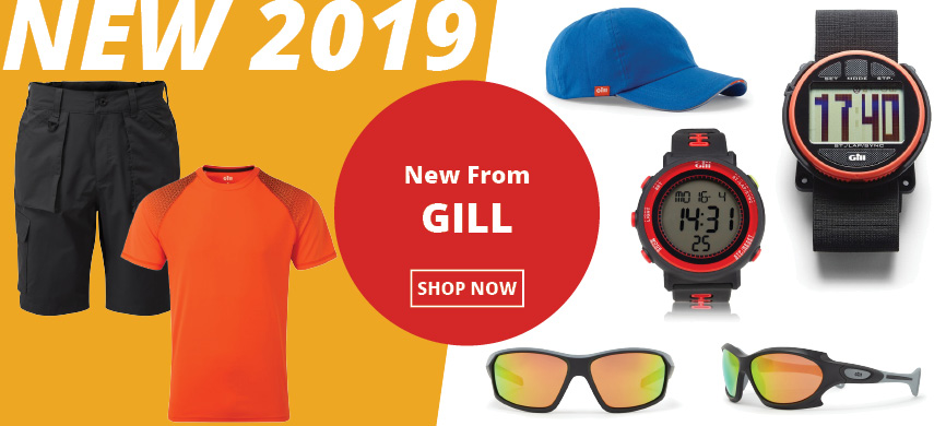 New From Gill 2019