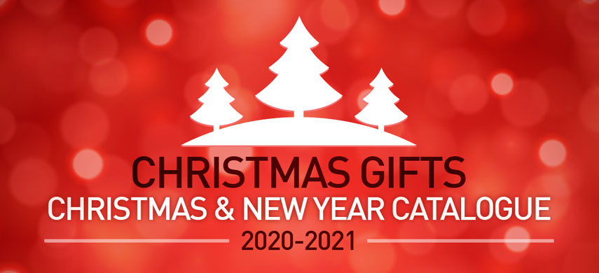 Christmas and New Year Gifts 2020-2021